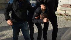 Samsun'da uyuşturucu operasyonu: 10 gözaltı