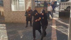 Samsun'da uyuşturucu operasyonu: 7 gözaltı