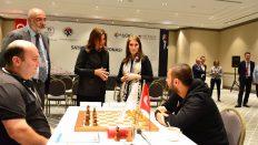 Ordu Büyükşehir Belediyesi Sporlu Gülbaş, Türkiye şampiyonu oldu.