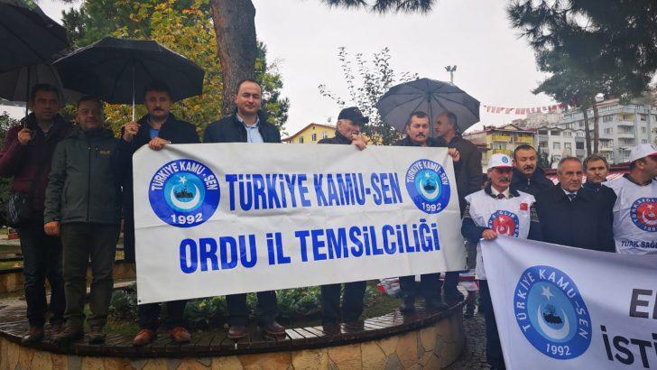 Kamu Sen'in Ek Zam Talebi