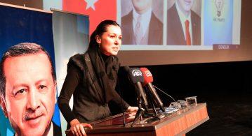 """AK Parti'li Karaaslan'dan """"Türkçe ezan"""" tepkisi"""