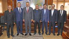 Bafra Belediyesinden sosyal donatı eşyaları için protokol