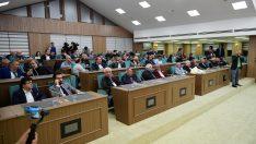 Başkan Tekintaş, gazetecileri ağırladı