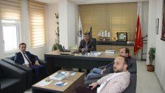 Canik Belediye Başkanı Genç'ten Havza'ya ziyaret