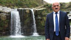 ALTINORDU ÇİSELİ ŞELALESİ TURİZM'DE GÖZDE MEKAN OLUYOR
