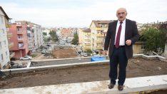 Altınordu Belediyesi Park ve Yeşil Alan Çalışmalarına Devam Ediyor