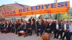 Havza'da yeni Kur'an kursu açıldı