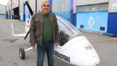 İlkokul öğrencilerine uçuş eğitimi