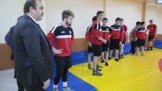 """Ordu'da """"5 Okul 5 Spor Salonu"""" projesi sürüyor"""