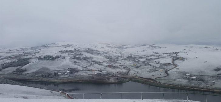 Ordu ve Giresun'da kar