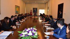 Ordu'da Uyuşturucu ile Mücadele Koordinasyon Toplantısı