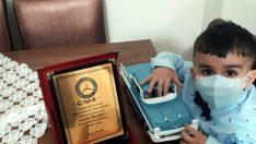 Samsun Mercedes Kulübü Derneğinden lösemili çocuğa etkinlik