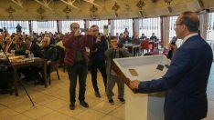 Vali Yavuz, Ünyeli Muhtarlarla Bir Araya Geldi