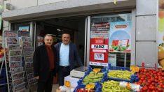 Başkan Servet Şahin, Enflasyonla Topyekün Mücadeleye Devam