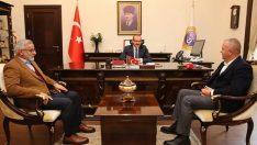 ORSİYAD Yönetimi Vali Yavuz'u Ziyaret Etti