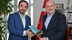 TÜGVA'dan Belediye Başkanı Kul'a ziyaret