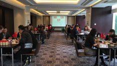 Türk fındığı Çin'de tanıtıldı