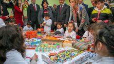 Kumru'da Anaokulu Açıldı