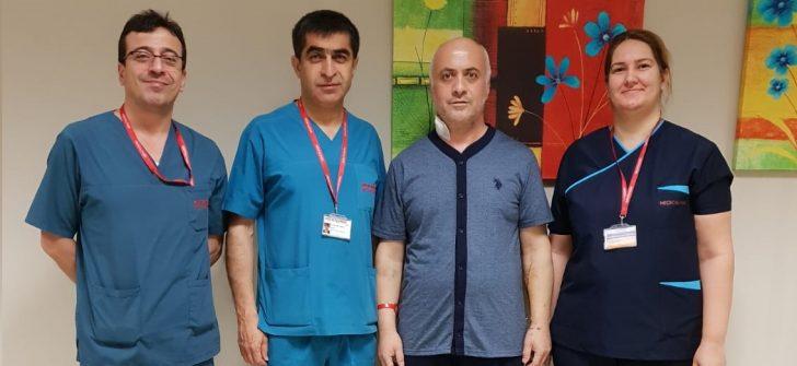Yürekli Ameliyat,  Atan Kalbe By-Pass Yaptılar!
