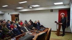 """Ordu'da """"KDV"""" konulu konferans"""