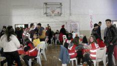 Ordu'da okullardan kan stoğuna destek