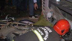 Ordu'da tır ile motosiklet çarpıştı: 1 ölü, 1 yaralı
