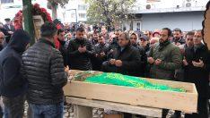 Ordu'da trafik kazasında ölen kadın toprağa verildi