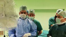 Fatsa Devlet Hastanesinde Holmium Lazer Taş Kırma Cihazı Hizmete Girdi