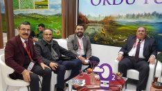 """12. TRAVEL TURKEY İZMİR FUARI"" KAPILARINI AÇTI"