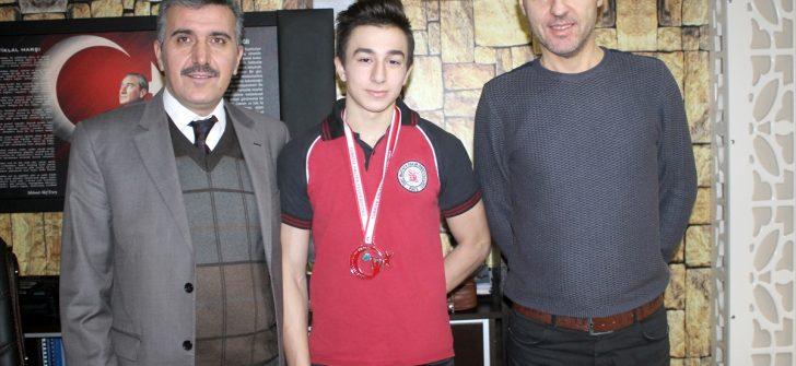 Yıldızlar Halter Türkiye Şampiyonası'nın ardından