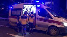 Ordu'da kamyonet ile otomobil çarpıştı: 5 yaralı