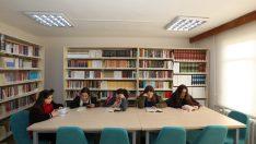 Ordu'da öğrencilere bilgi evlerinde tatil faaliyetleri