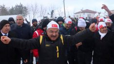 Mehmet Hilmi Güler, Ordu'da Kar Festivaline Katıldı