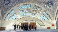 Vali Yavuz, Ordu Üniversitesi Camii'nde İncelemede Bulundu