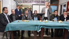 Ordu Büyükşehir Belediyesinden İlhan Ocaklı'ya Destek
