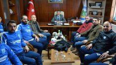 Kabadüz Belediyesi Futbol Spor Kulübü kuruldu