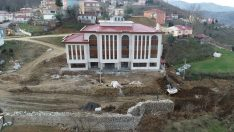 Kabadüz'de kültür merkezi projesi