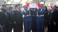 Kore Gazisi Bayraktaroğlu toprağa verildi