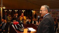 Ordu Büyükşehir Belediye Başkan Adayı Güler gazetecilerle buluştu