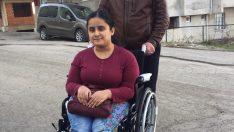 Ordu'da engellilere tekerlekli sandalye