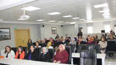 Ünye'de kansere karşı farkındalık semineri