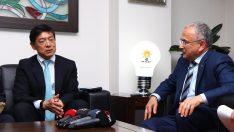 Hilmi Güler, Ordu- Japonya Hattı Güçlenecek