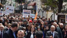 """AK Parti'den """"Büyük Ordu gönül yürüyüşü"""""""