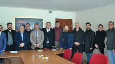 Başkan Bahtiyar Kahveci güven tazeledi