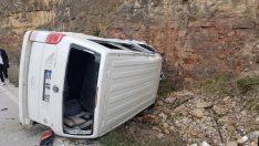Ordu'da tır minibüsle çarpıştı: 8 yaralı