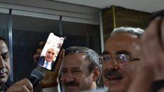 BİNALİ YILDIRIM'DAN HİLMİ GÜLER'E SÜRPRİZ TELEFON