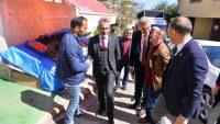 Dr. Mustafa Adıgüzel, İnsana dokunan projelerle geliyoruz.
