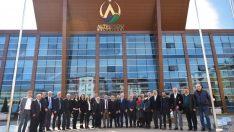 Altınordu'ya Şehrin Çehresini Değiştiren Projeler Yaptık