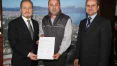 ODÜ'den Üniversite- Sanayi İş Birliği Protokol İmzalandı