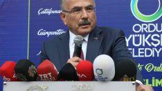 Ordu Büyükşehir Belediye Başkanı Güler görevine başladı